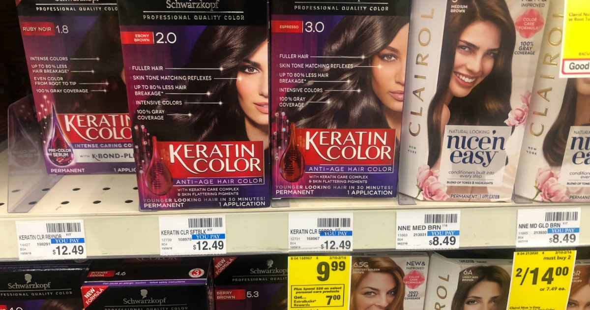 photograph about Printable Schwarzkopf Coupons named Schwarzkopf Lasting Hair Shade as Reduced as $6.65 Each and every Just after