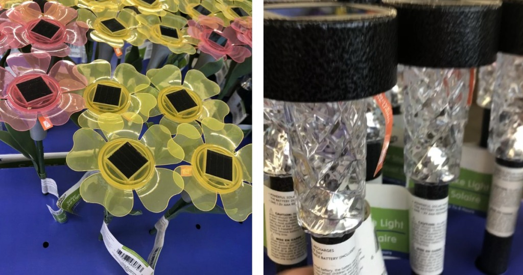 Cute Solar Pathway Lights Only 1 At Dollar Tree More