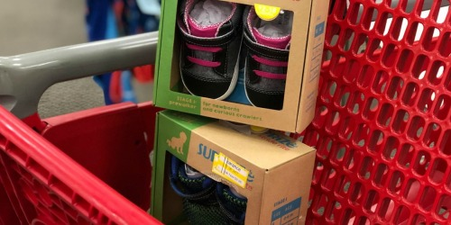 Stride Rite Baby Shoes Possibly Only $5.98 at Target (Regularly $20)