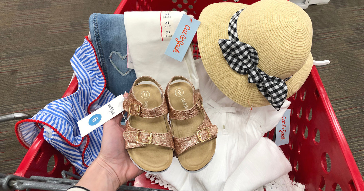 9641c8f86 Affordable Spring   Summer Kids Capsule Wardrobe Items at Target