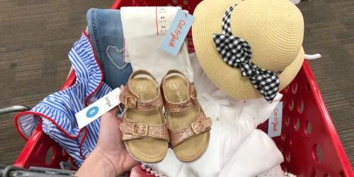 Affordable Spring & Summer Kids Capsule Wardrobe Items at Target