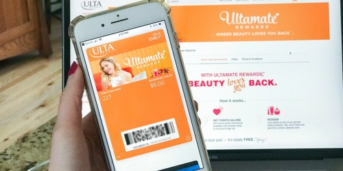 Ultamate Beauty Rewards Can Now Be Used at Ulta Salons