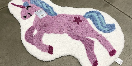 Cute Kids Rugs Only $19.98 at Sam's Club (Unicorns, Sharks & More)