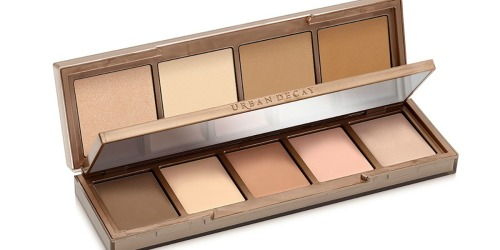 Macy's: Urban Decay Naked Shapeshifter Palette Only $22.50 (Regularly $45)