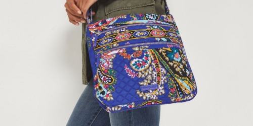 Up to 80% Off Vera Bradley Purses & Backpacks + Free Shipping