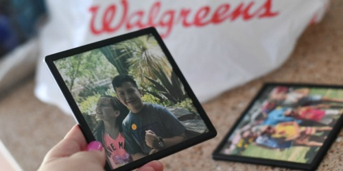 Buy One, Get Two Free Framed Photo Magnets + Free Walgreens In-Store Pickup