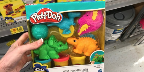 Play-Doh Sets Possibly as Low as $1.50 at Walmart