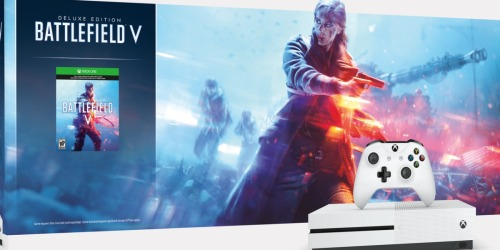 Military Exchange: Xbox One S Battlefield V Bundle Only $149 Shipped (Regularly $300)
