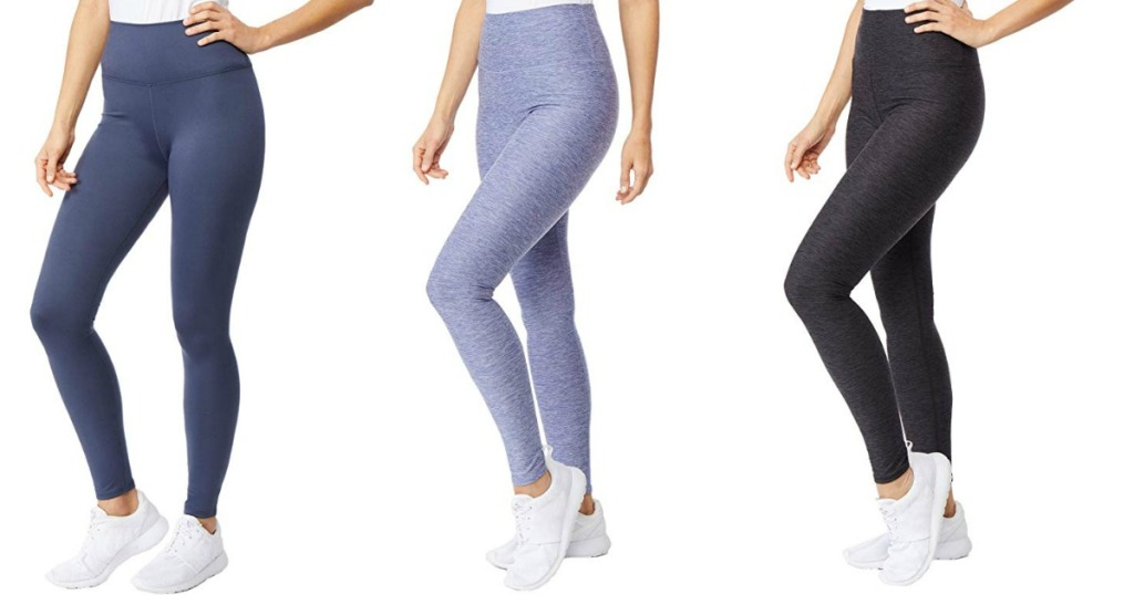 afa4a83524b520 32 Degrees High-Waisted Active Leggings Only  10 Each Shipped (Regularly   42)