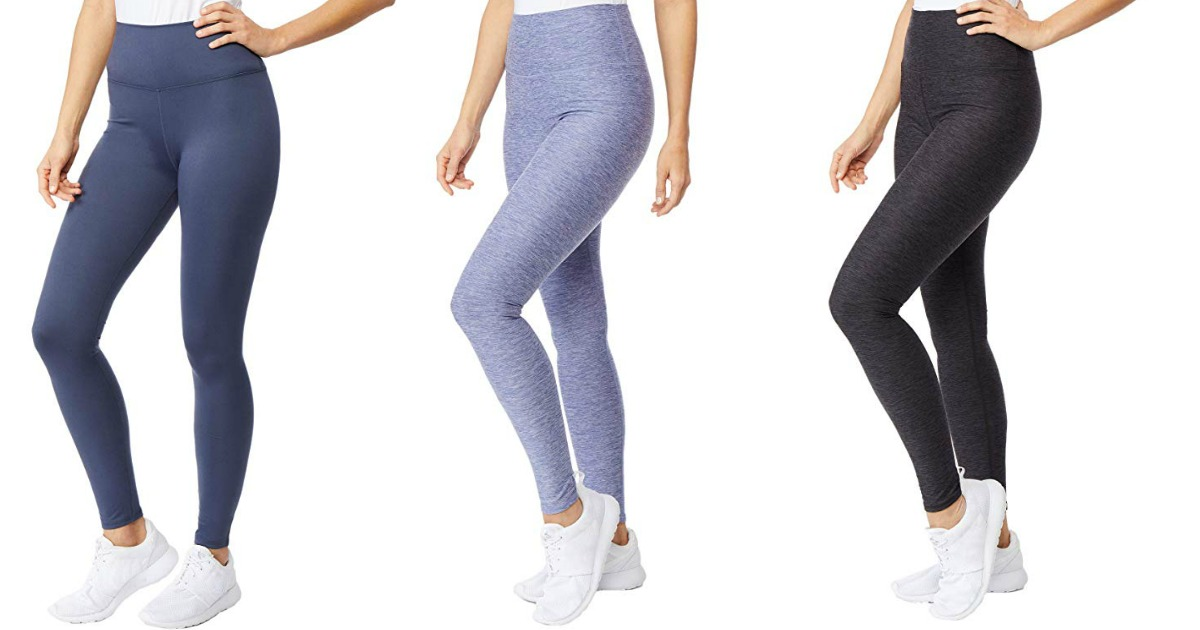 32 Degrees High-Waisted Active Leggings Only $10 Each Shipped (Regularly $42)