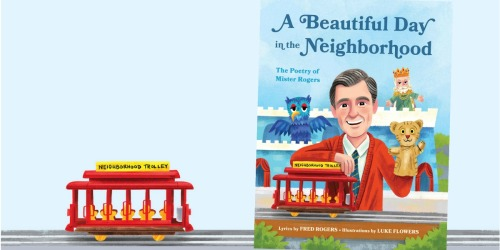 A Beautiful Day in the Neighborhood The Poetry of Mister Rogers Kindle eBook Only $11.99