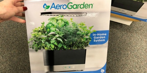 Amazon: 50% Off AeroGarden Indoor Gardens