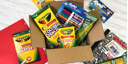 $50 Worth of Office & School Supplies Only $20 Shipped on Amazon