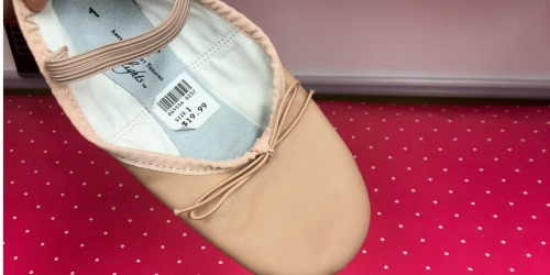 50% Off American Ballet Theatre Dance Shoes at Payless ShoeSource (In-Store Only)