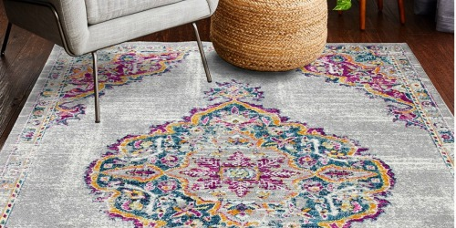 Up to 80% Off Area Rugs at Macy's