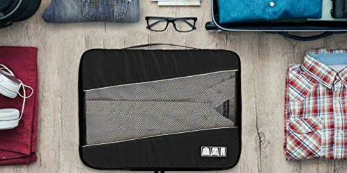 Amazon: BAGSMART Travel Packing Cubes Only $13 Shipped