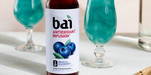 Bai Flavored Water Variety 12-Pack Only $11 Shipped at Amazon