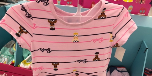 "New Barbie ""Be Anything"" Line at Walmart (Sleepwear, Bedding & More)"