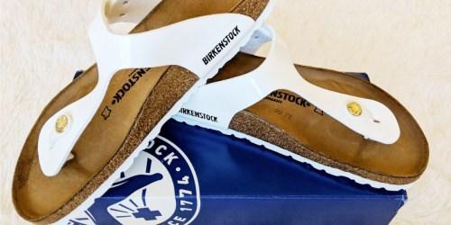 Birkenstock Women's Sandals Only $54.60 Shipped (Regularly $100)