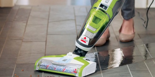 BISSELL CrossWave Wet Dry Vac as Low as $131.69 Shipped + Get $20 Kohl's Cash
