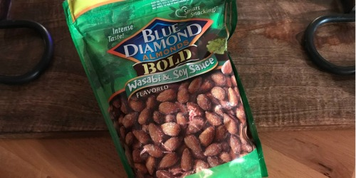 BIG Blue Diamond Almonds 1lb Bag Only $4.99 at Walgreens (Regularly $10)