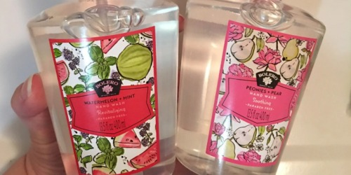 2 New Bolero Scents at Dollar Tree