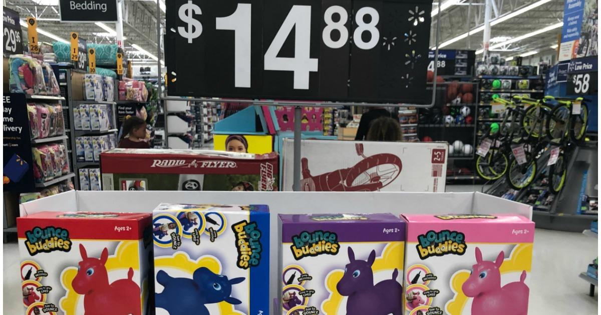 Bounce Buddies Bounce Horse Just $14 88 at Walmart