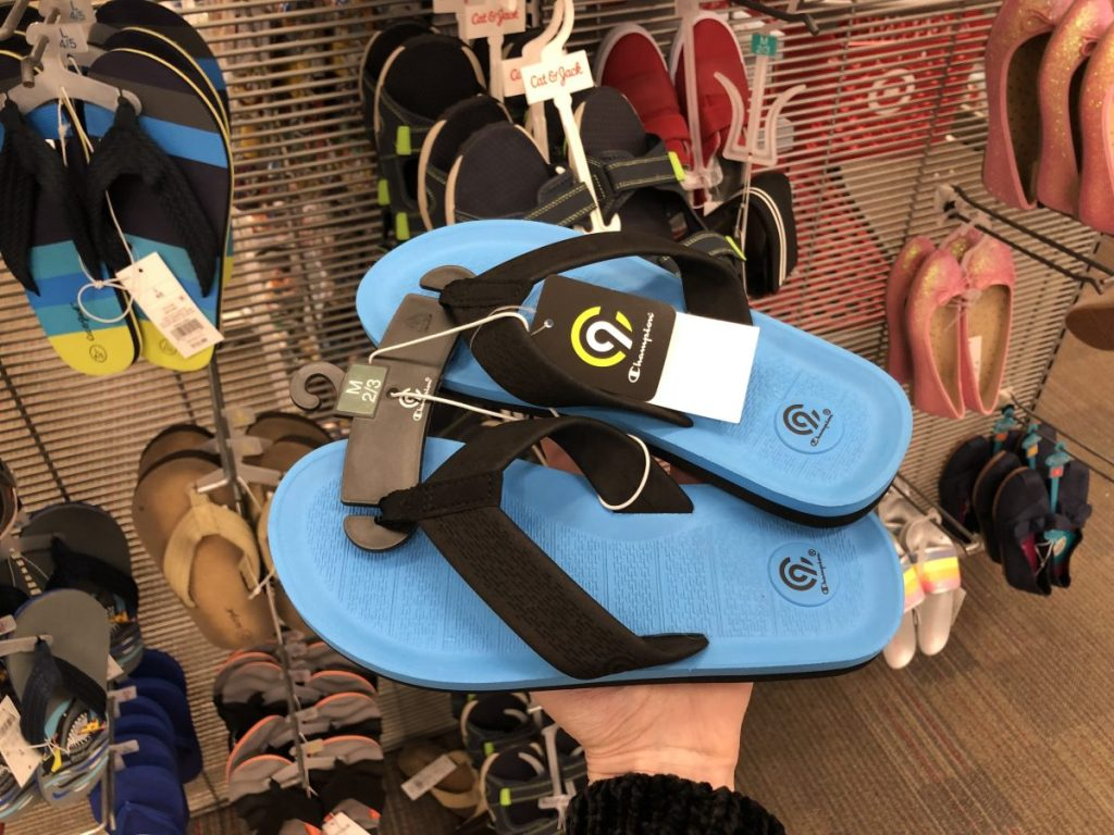 46e1b1c2a8c4a Boys C9 Champion Felipe Flip Flop Sandals  12.99. Buy 2 pairs and pay just   9.74 per pair after the BOGO 50% off sale!