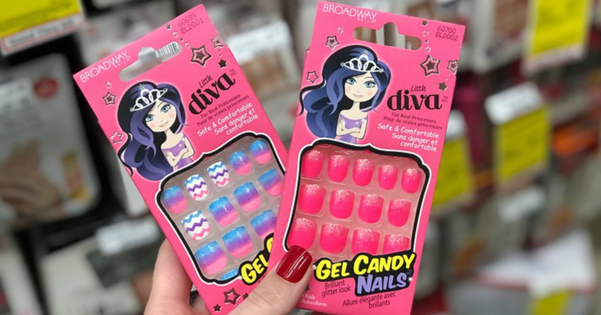 Best fake nails to buy at cvs