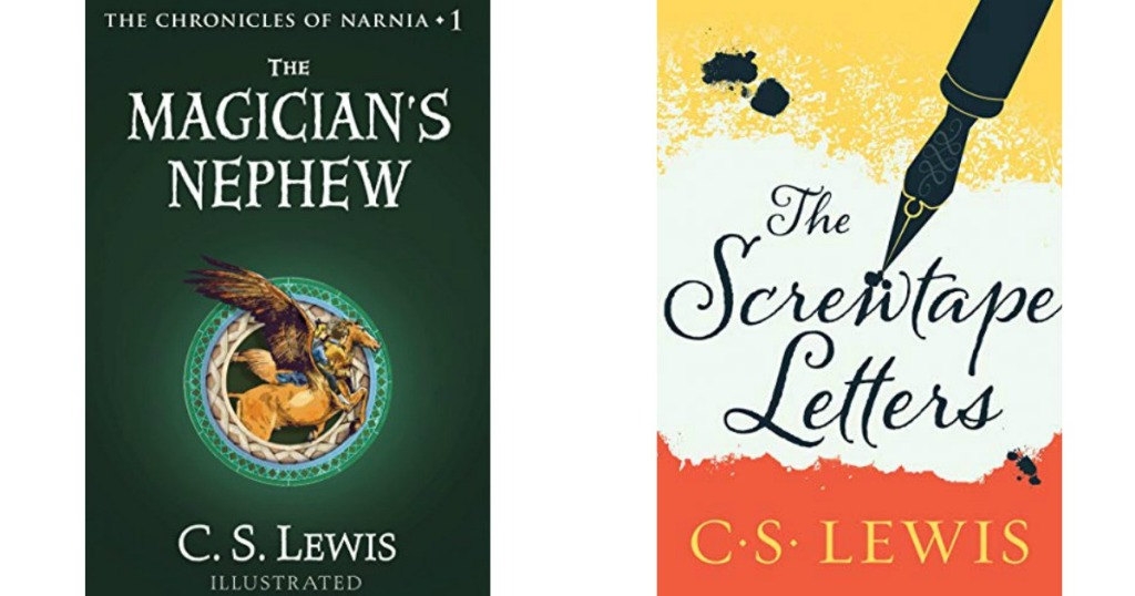 C S  Lewis Kindle Books as Low as $1 99 at Amazon - Hip2Save