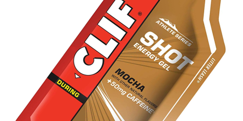 CLIF Shot Energy Gel 24 Pack Only $16.61 Shipped on Amazon (Just 69¢ Each)