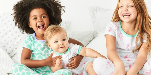 Carter's Pajamas Only $6 Shipped (Regularly $16+)