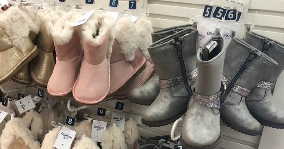 331f0400254 Up to 70% Off Carter's Girls Shoes & Boots + Free Shipping - Hip2Save