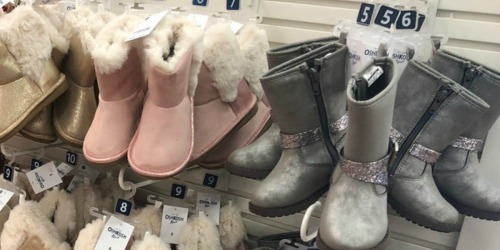 Up to 70% Off Carter's Girls Shoes & Boots + Free Shipping