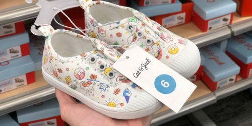 Our Top 10 Favorite Girls Shoes at Target (And They're All On Sale)