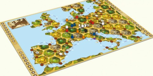 Catan Histories: Merchants of Europe Board Game Only $21.87 (Regularly $55) at Amazon