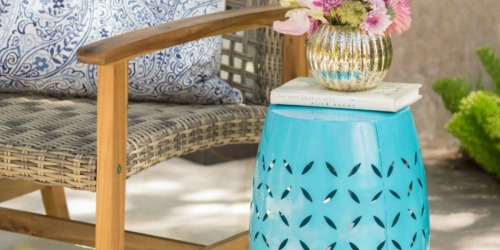 Christopher Knight Outdoor Side Tables as Low as $29 at Target.com