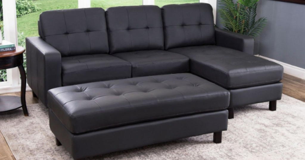 Reversible Sectional Ottoman Only