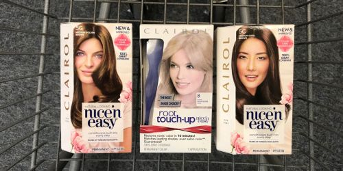 Rare Buy 1, Get 1 Free Clairol Hair Color Coupon