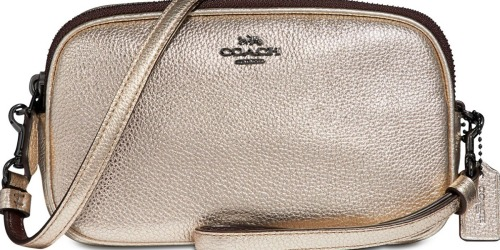 Up to 60% Off Coach Handbags at Macy's.com
