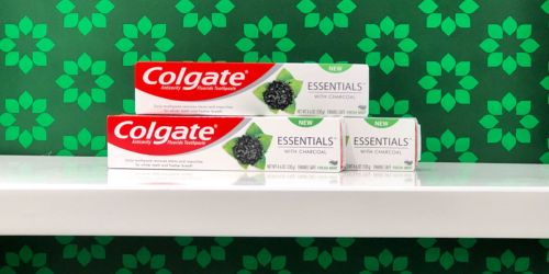 New & High Value $2/1 Colgate Essentials Toothpaste Coupon = Free After CVS Rewards