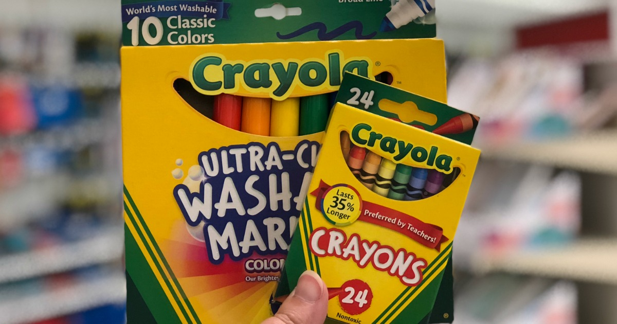 Michaels Special Teacher Event w/ Refreshments, Free Crayola Project & More (March 23rd)