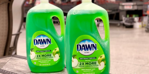 HUGE Dawn Ultra Dish Soap 90 Oz Bottle Only $6.79 at Costco (Over One Year Supply)