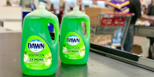 Over a Year's Supply of Dawn Ultra Dish Soap Only $6.79 at Costco (Acts as Hand Soap, Too!)
