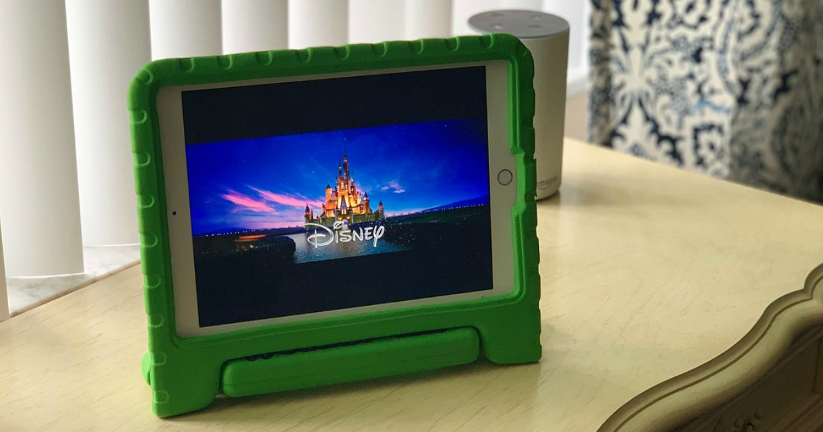 stream disney's entire movie collection with disney plus on an ipad