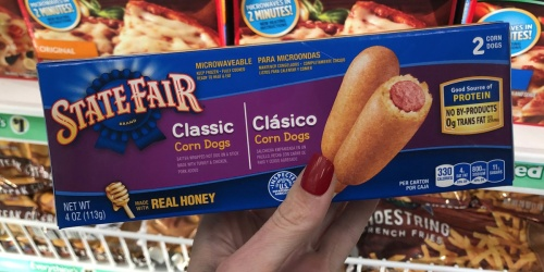 State Fair Corn Dogs Only 25¢ at Dollar Tree