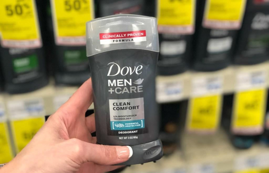 Dove Men deodorant CVS
