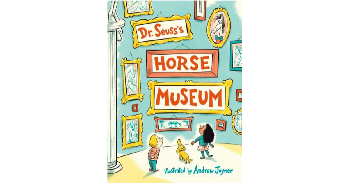 Horse Museum cover by Dr. Seuss