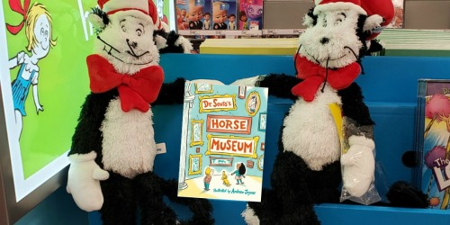 Pre-Order Never Seen Before Dr. Seuss's Horse Museum Book
