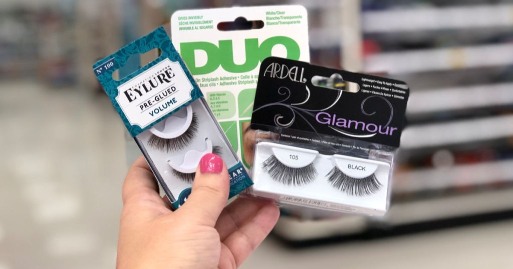 ed26510ce51 50% Off Ardell, Eylure & Duo False Lashes & Glue at Target